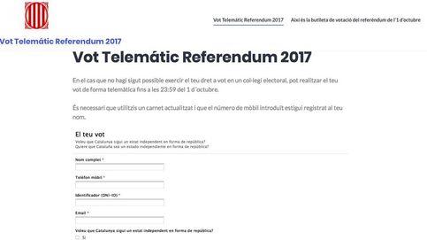 La Guardia Civil cierra un blog para votar telemáticamente sin controlar los datos