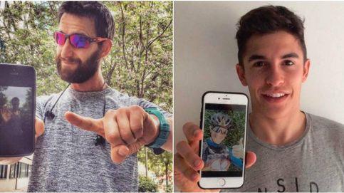 El pique de Dani Rovira y Marc Márquez que desconcierta a sus fans