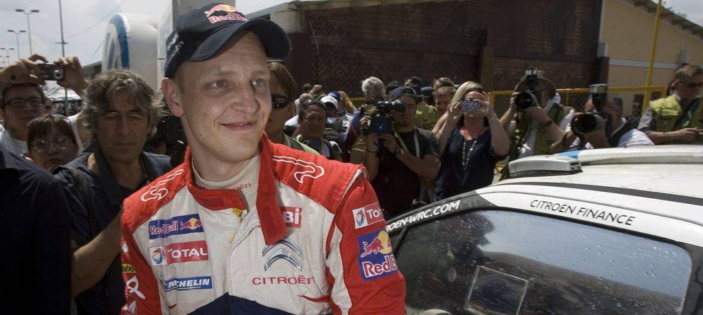Foto: Mikko Hirvonen anuncia su retirada del mundo de los rallys.