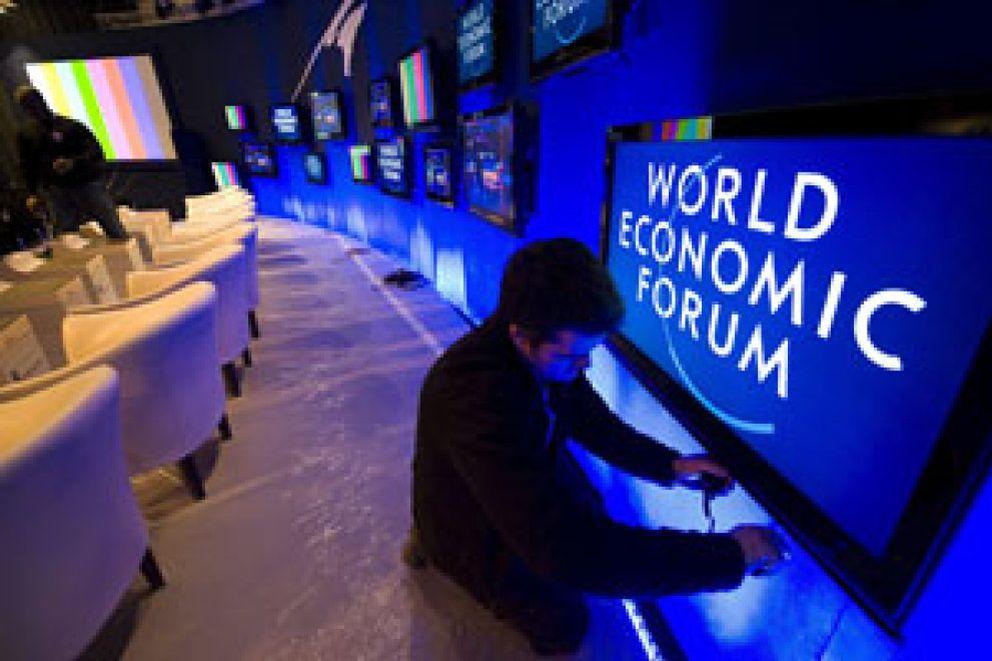 Davos advierte de los riesgos de un pinchazo de la burbuja inmobiliaria china