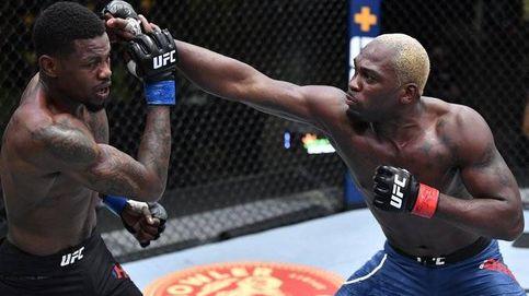UFC Vegas 22: Dereck Brunson impide a Kevin Holland entrar en la élite de la división