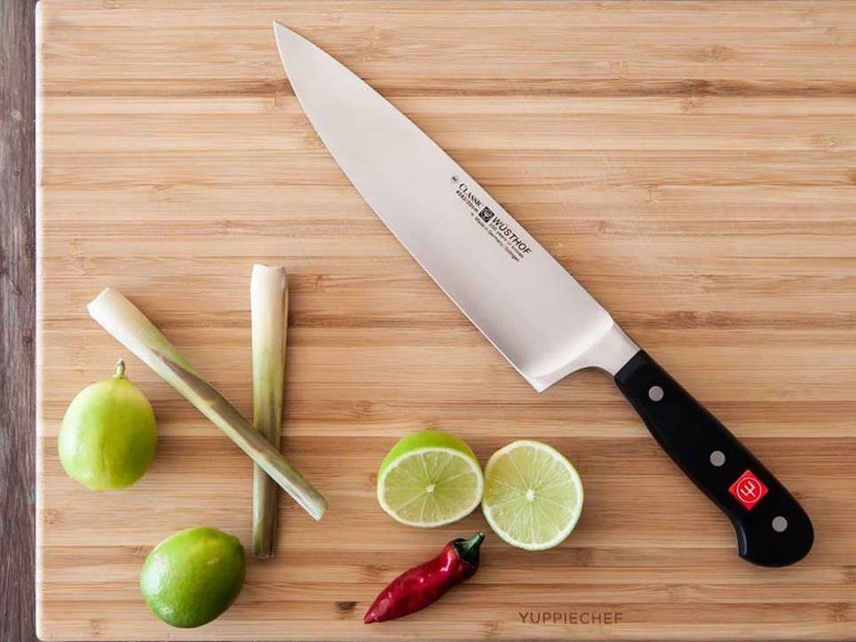 Foto: Cuchillos Wüsthof, una de las marcas alemanas más prestigiosas, ahora con descuento