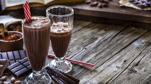 Fresco y delicioso, ¡no te resistas al batido de crema de cacao!