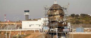 Foto: El fondo libio que iba a 'salvar' el aeropuerto de Castellón es... un periodista sin un euro