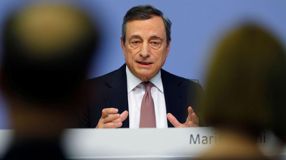 Foto: El presidente del BCE, Mario Draghi. Foto: Reuters.