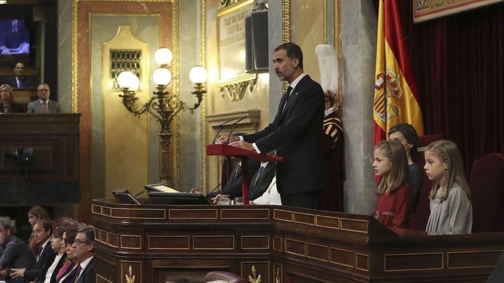 El Rey reclama un futuro compartido: España no puede negarse a sí misma