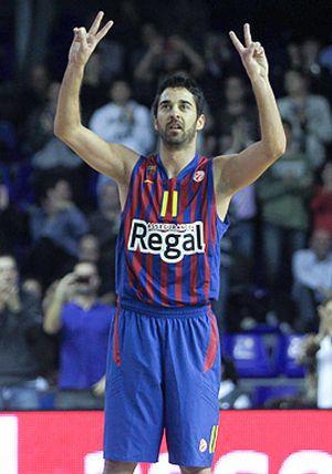 Navarro, el jugador que renunció a seguir en la NBA por amor a los colores del Barcelona