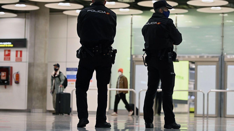 Detenido en el aeropuerto de Barajas con 10 kg de cocaína ocultos en una silla de ruedas