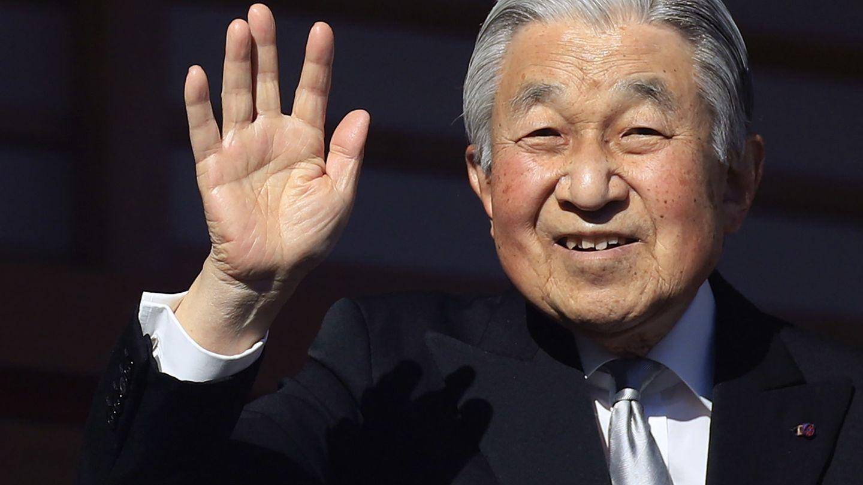 Akihito, en una imagen del pasado enero. (EFE)