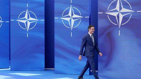Sánchez, sobre su breve charla con Biden: No tengo un cronómetro