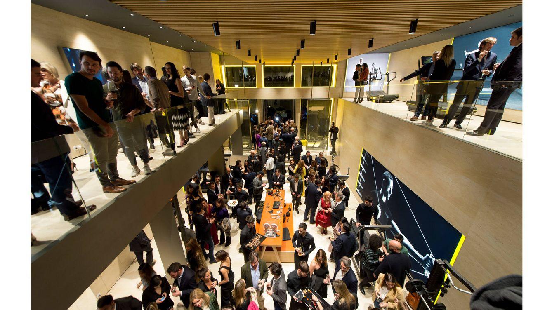 Foto: Momento de la fiesta celebrada el pasado 26 de febrero.