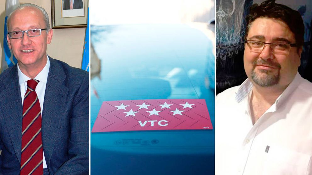 El hijo de un diputado regional del PP es socio de uno de los 'capos' de las VTC
