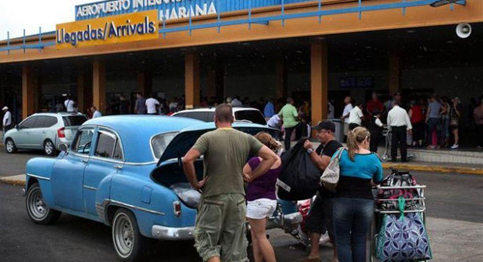 Aeropuerto José Martí de La Habana (Cuba)