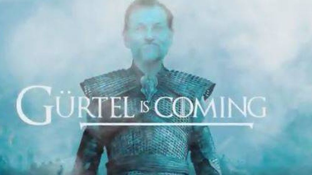 Foto: Gurtel is coming