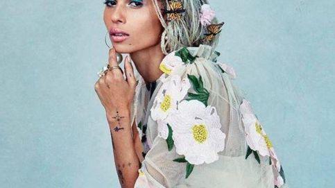 Zoë Kravitz se come el mundo con su nueva iniciativa publicitaria para YSL Beauty