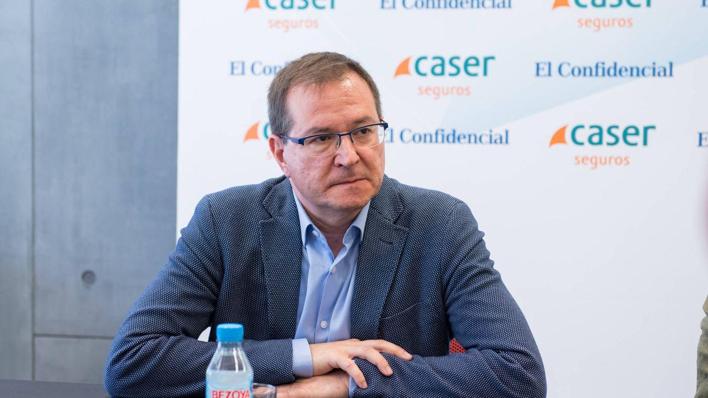 Germán Bautista, director de Clientes y Negocio de grandes cuentas de Caser.