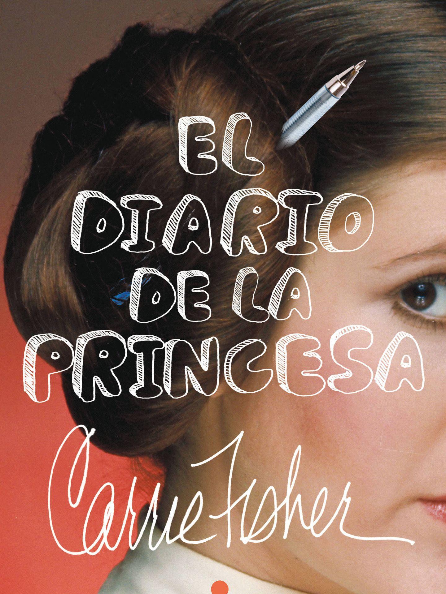 'El diario de una princesa', de Carrie Fisher (Nova)