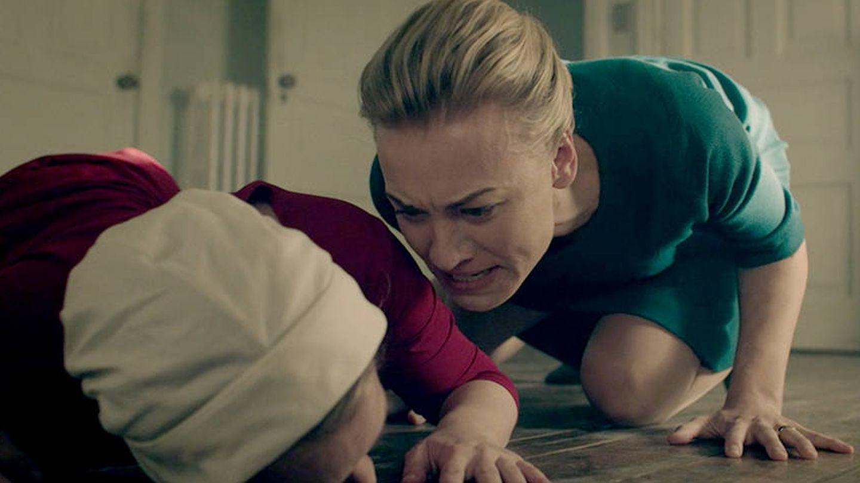 Secuencia de 'El cuento de la criada'. (HBO)