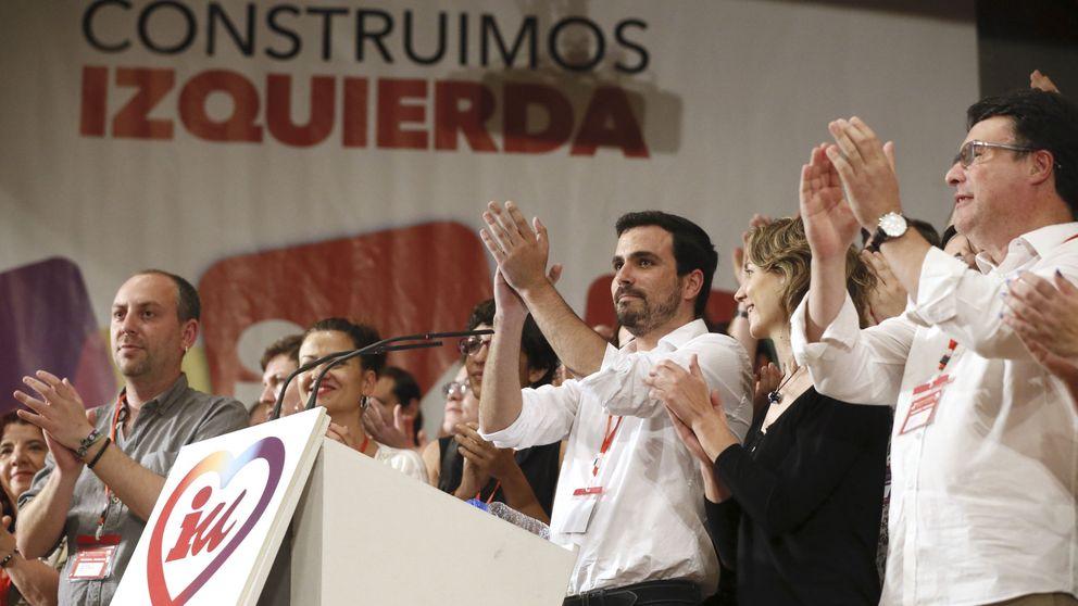 Garzón, nuevo líder de IU: La campaña del miedo no va a funcionar el 26-J