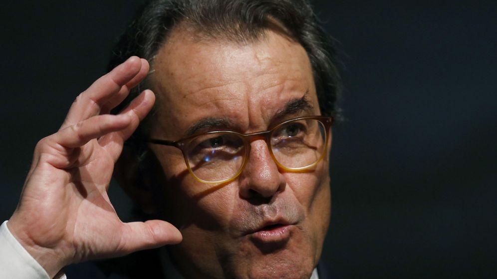 Foto: El expresidente de la Generalitat Artur Mas en una imagen de archivo. (Efe)