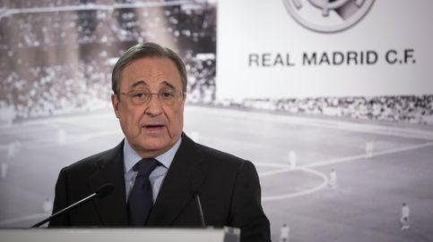 Bernabéu ganó 32 títulos con 12 entrenadores y Florentino 14 con 10