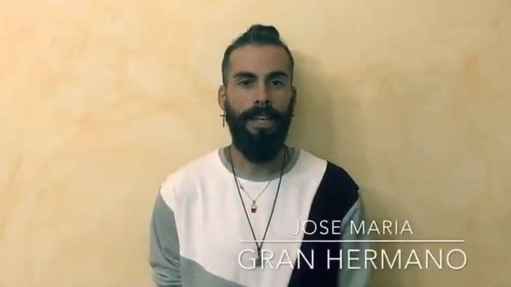 Foto: Primeras palabras de José María tras su expulsión de 'GH' por posible abuso sexual.