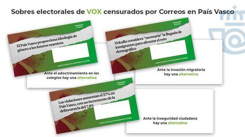 La JEC da la razón a Vox y ordena a Correos distribuir de inmediato su propaganda