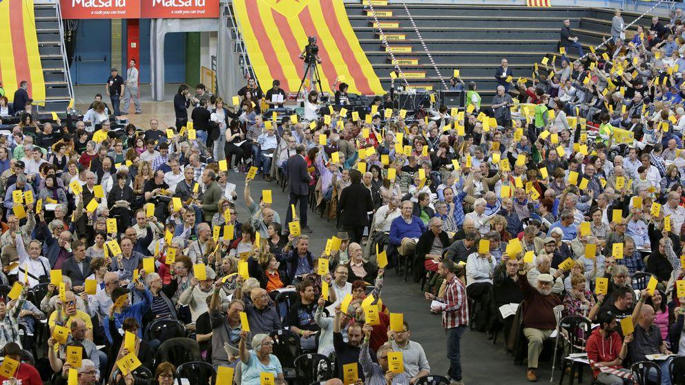 El plan independentista: 'infiltrarse' en protestas sociales para ganar adeptos