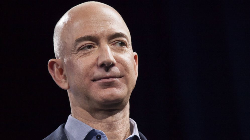 Foto: Jeff Bezos, muchimillonario. (Getty)