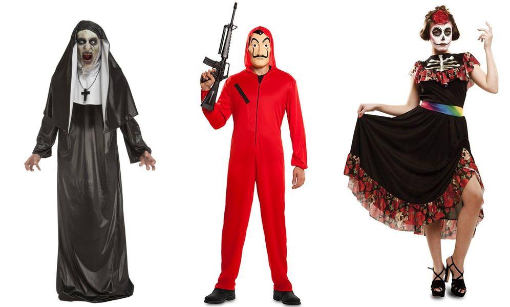 Los disfraces de Halloween más buscados: La casa de papel, Catrina ...