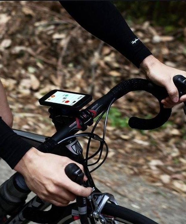 Foto: Bicicleta y Strava, unidos en muchos ciclistas. (Strava)