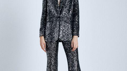 Zara tiene el look perfecto para enamoradas de los 70: la clave son las lentejuelas