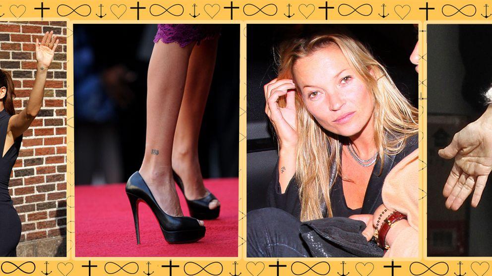 Tiny Tattoos: la obsesión de las famosas