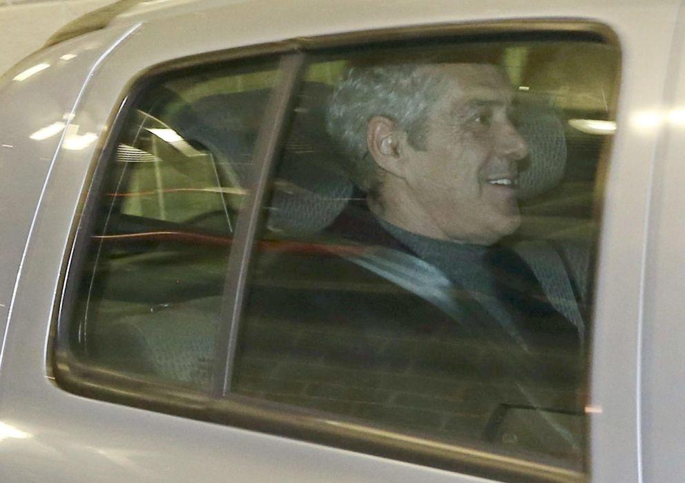 Foto: Prisión provisional para el ex primer ministro luso, José Sócrates (Efe)