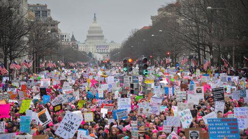 La Marcha de las Mujeres bate récords y confirma una América dividida