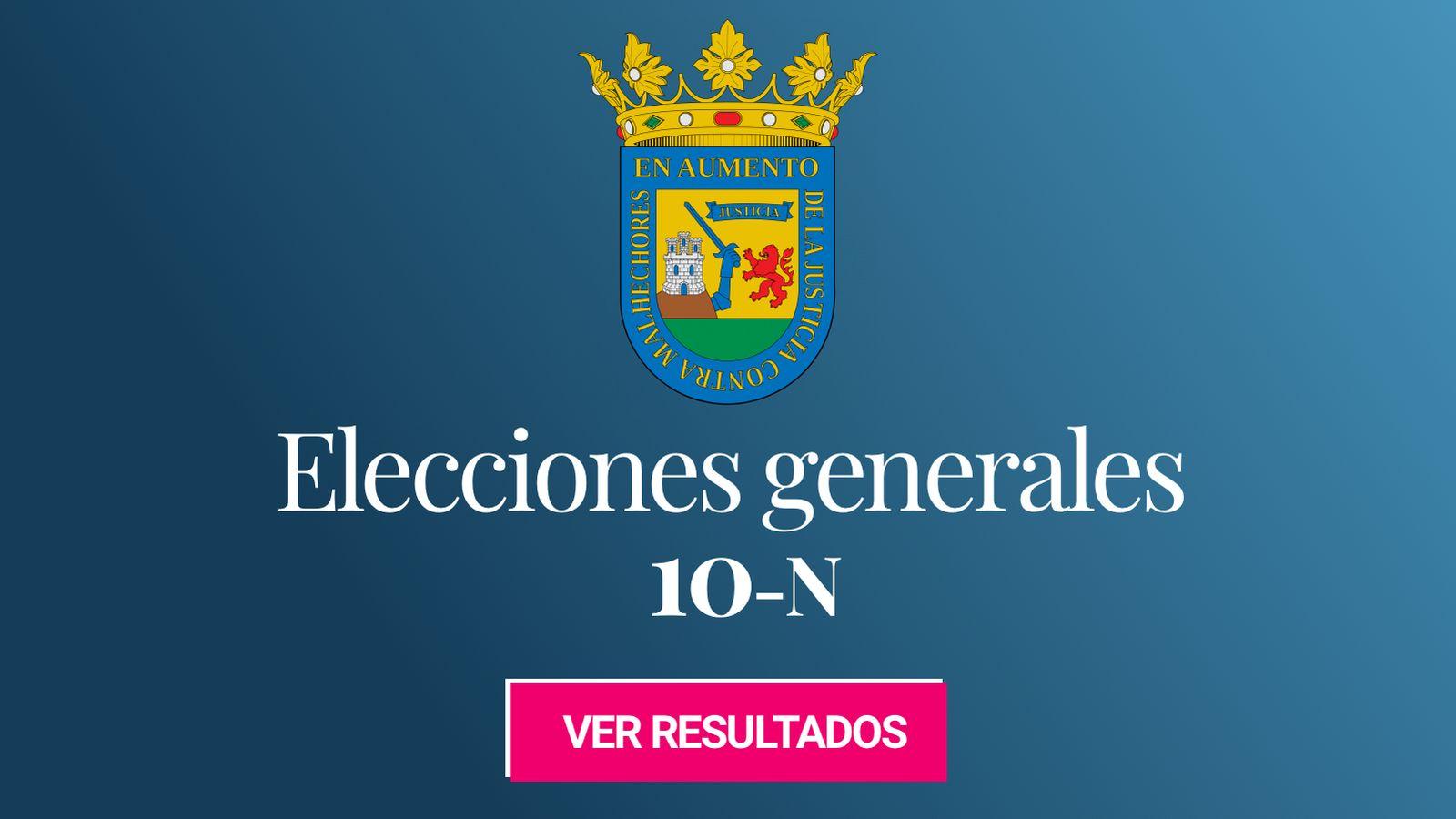 Foto: Elecciones generales 2019 en la provincia de Álava. (C.C./HansenBCN)