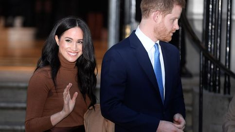 Meghan Markle y el príncipe Harry anuncian que se retiran