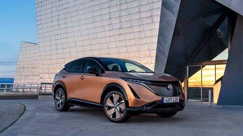 Nissan ya adapta su Ariya eléctrico al gusto  de los conductores europeos