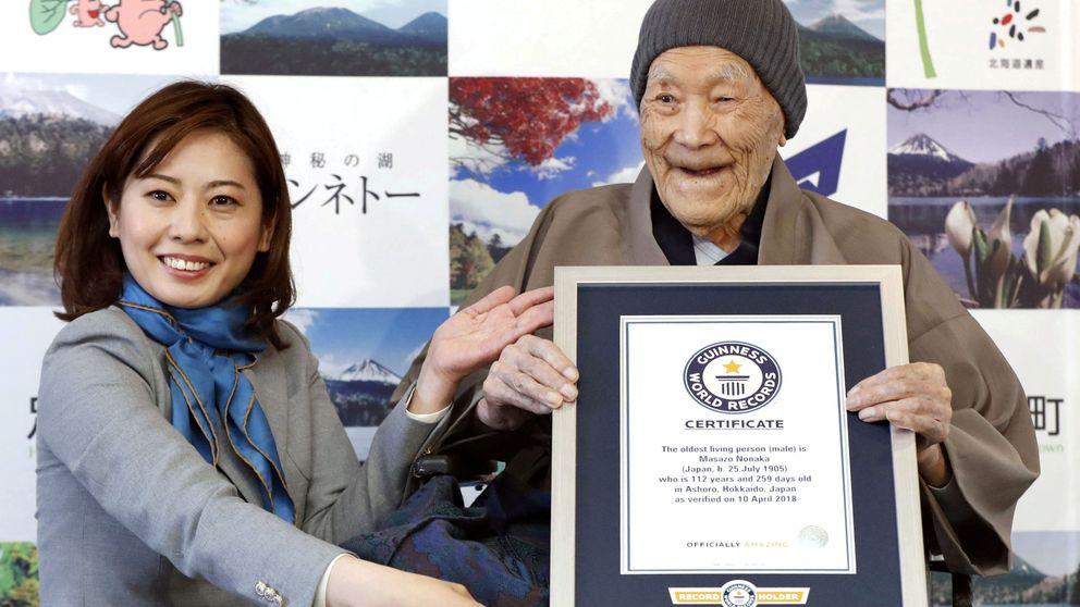 Muere a los 113 años en Japón el hombre más viejo del mundo, Masazo Nonaka