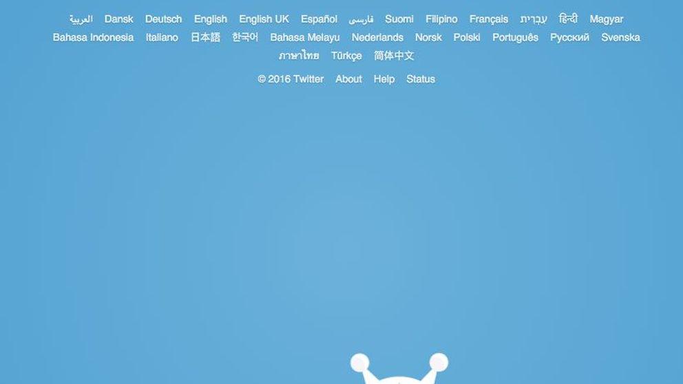 Twitter sufre una caída prolongada a nivel mundial