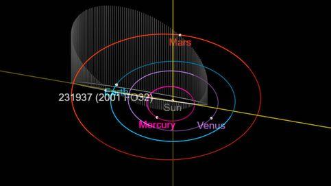Un asteroide del tamaño de 10 campos de fútbol pasará 'cerca' de nuestro planeta