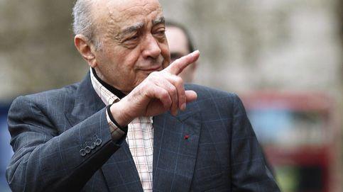 Mohamed Al Fayed, acusado de violar a una joven en su domicilio