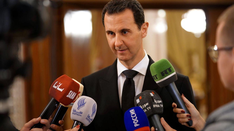 Trump quiso asesinar a Bashar al Asad: ¡Metámonos ahí y matemos a todos!