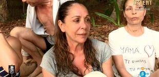 Post de Isabel Pantoja sentencia a Carlos Lozano en  'Supervivientes':