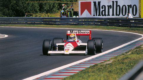 Alonso, y la suerte de pilotar el coche del póster de tu habitación