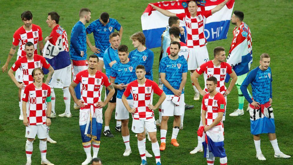Foto: La otra final del Mundial: los enfoques del Francia - Croacia