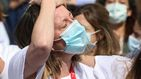 Madrid renueva hasta diciembre a 10.000 sanitarios que han trabajado contra el covid-19