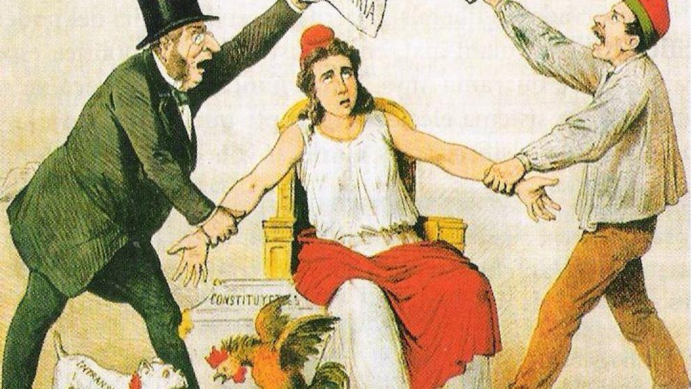 Qué nos enseña la Primera República de lo que está sucediendo en España