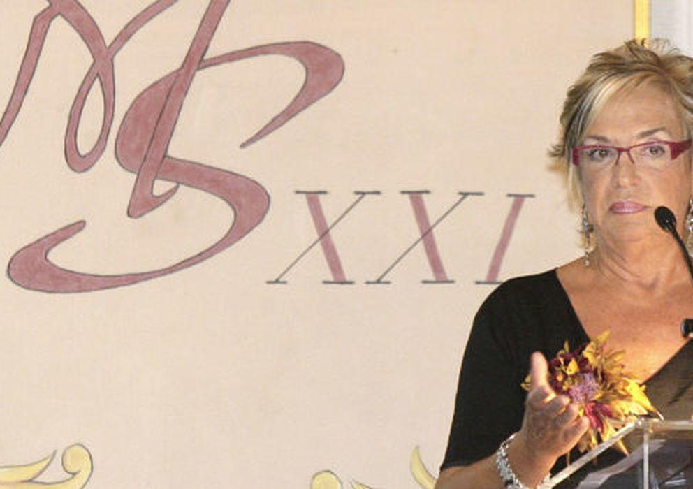 Foto: Rosalía Mera, en una imagen de 2011 (Efe)