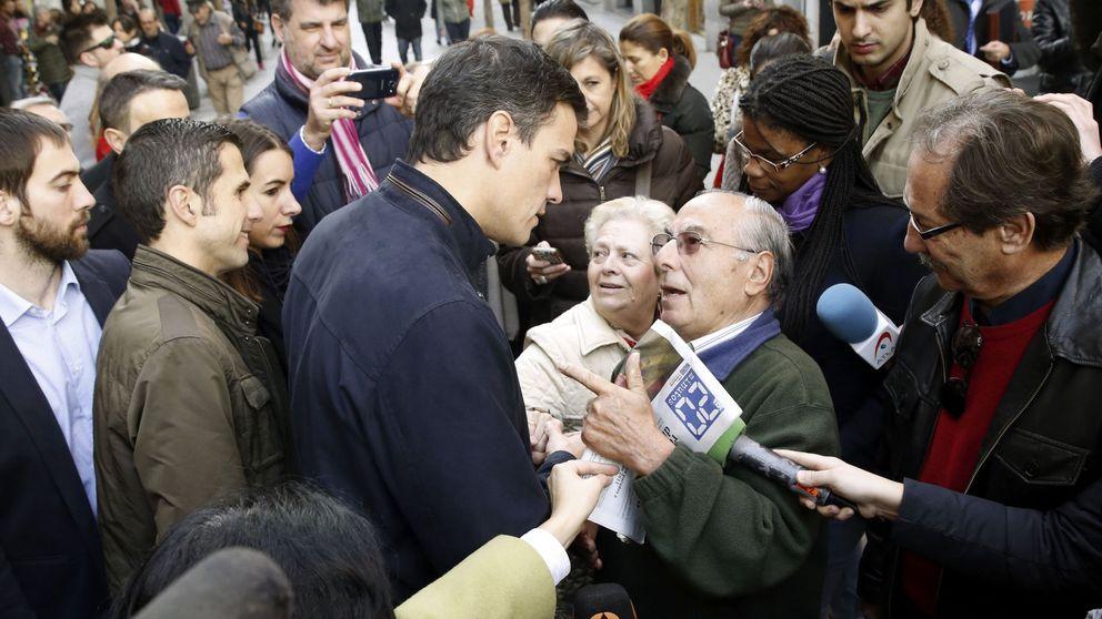 Inquietud en el PSOE por la campaña en Madrid y los malos pronósticos